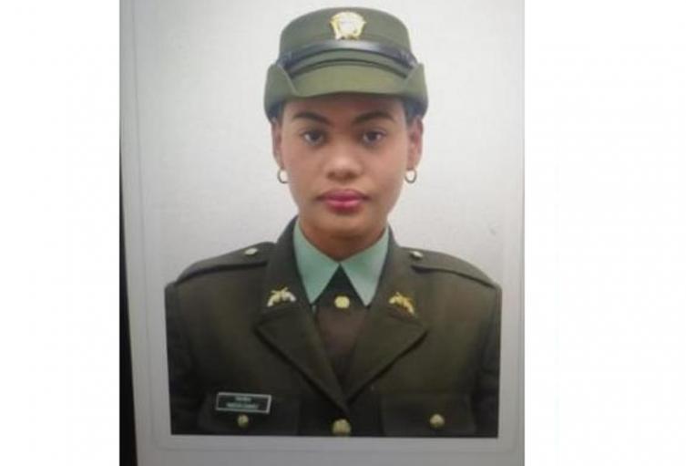 ¿Quién es la patrullera antioqueña asesinada en Bogotá?