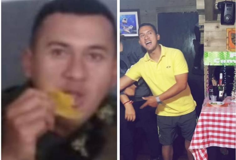 Se conocen detalles del crimen de un policía y su vecino en Medellín