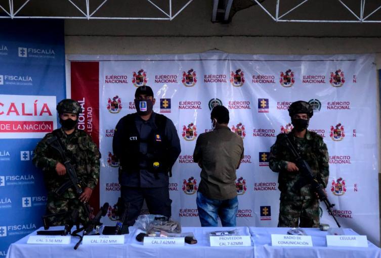 En combates con el Ejército murieron en combate dos integrantes de las disidencias de las FARC en Ituango, Antioquia