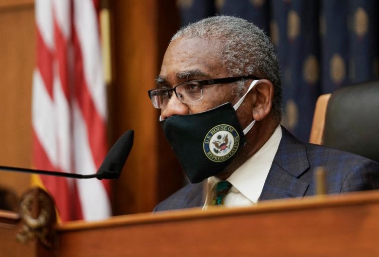 Representante demócrata Gregory Meeks, presidente de la Comisión de Asuntos Exteriores de la Cámara de Representantes de EE.UU.