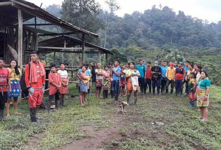 Ya son 28 los dirigentes indígenas amenazados en el departamento, denunció  la Organización Indígena de Antioquia.