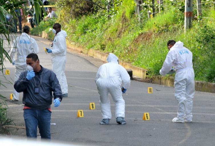 Más de 800 homicidios registra el departamento este año, informó la Gobernación