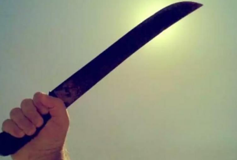 Asesina a machetazos a un hombre en Angostura, Antioquia