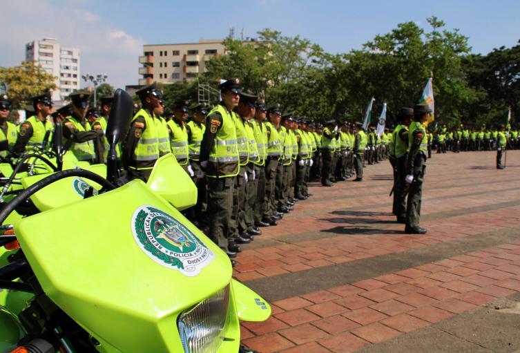 Reforma a la Policía, incluido el Esmad, iniciará el próximo semestre: Mindefensa
