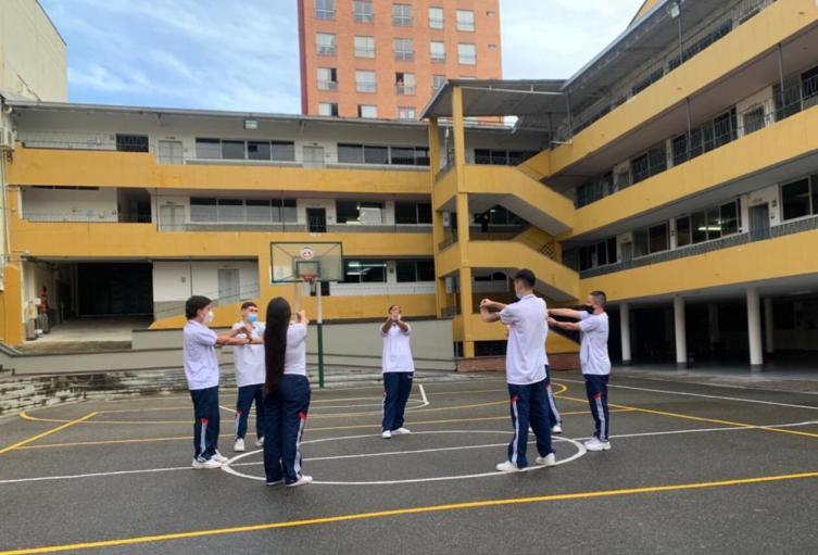 Referencia estudiantes de Medellín.