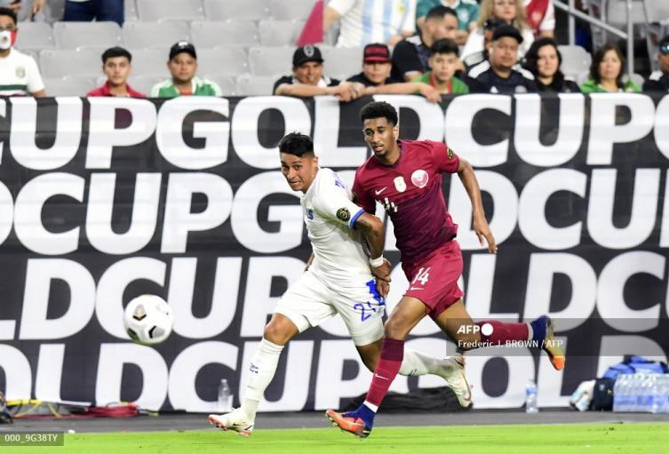 Catar vs El Salvador - Copa Oro