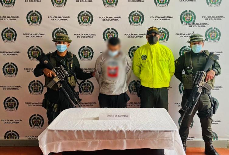 Por su captura ofrecían 100 millones de pesos de recompensa.