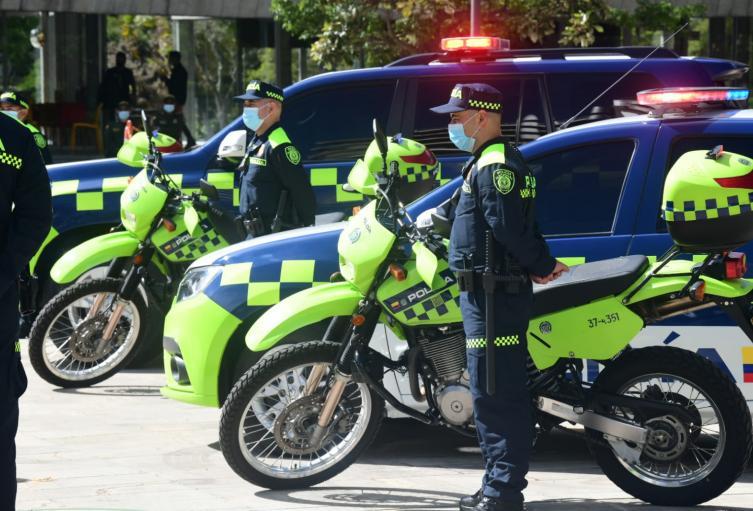 Los uniformes están basados en estándares internacionales.