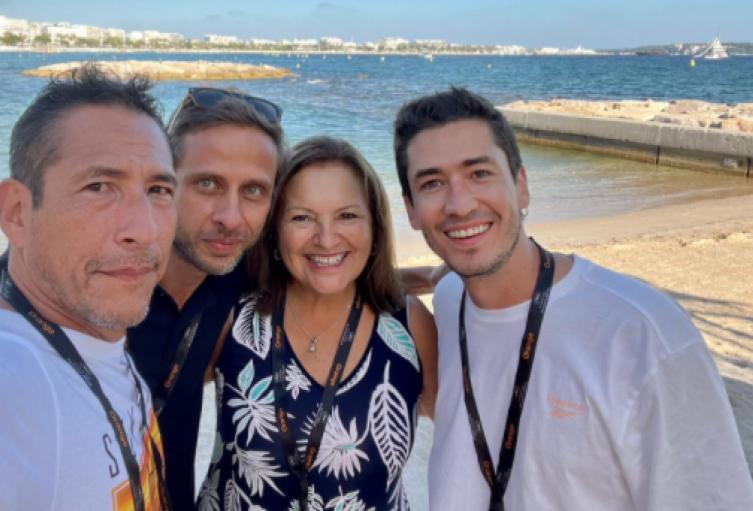 Actores película Memoria en Cannes