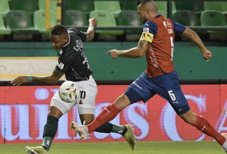 Cali vs Medellín - Liga Betplay 2021