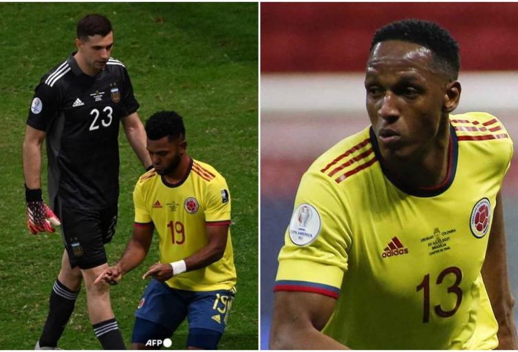 Emiliano Martínez y Colombia