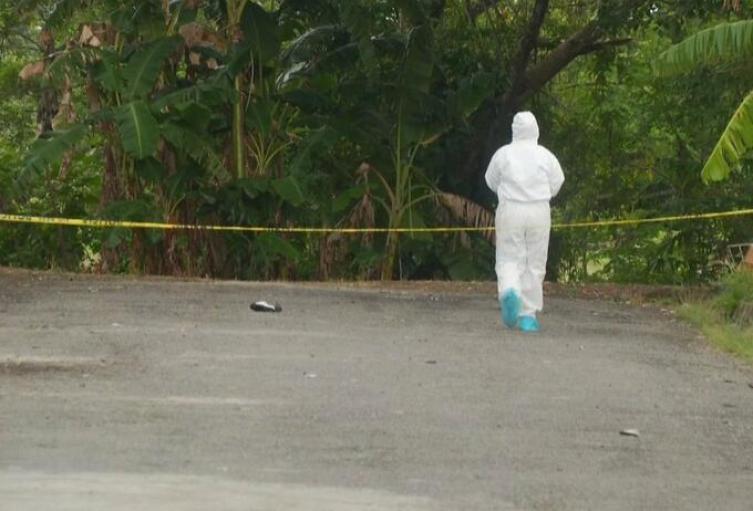 Los motivos que originaron este crimen son materia de investigación, informaron las autoridades.
