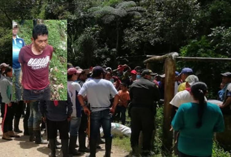 ¡Tragedia! A machete asesinó recolector de café a su patrona en zona rural de Planadas