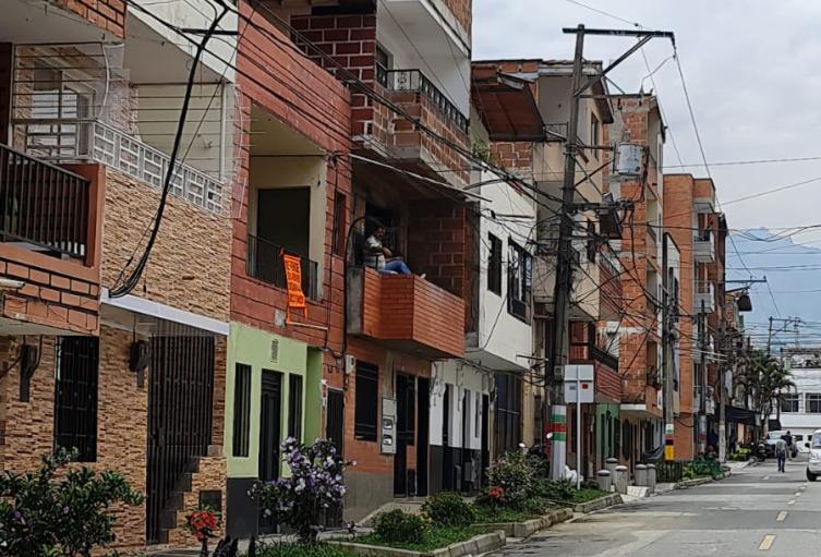Mató de varias puñadas a su propia madre en el municipio de Itagüí, Antioquia