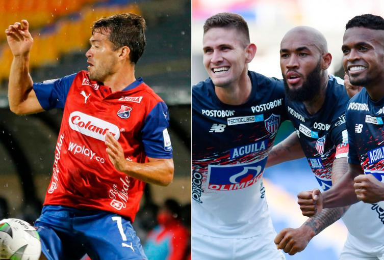 Junior, Independiente Medellín, Liga Betplay 2021