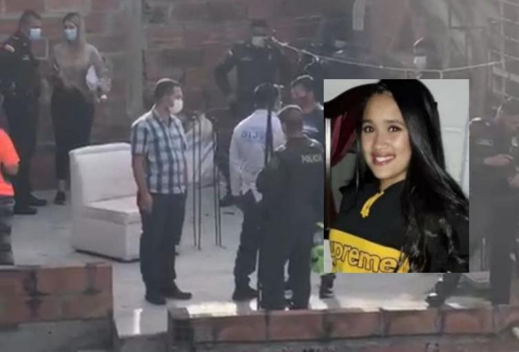 Macabra muerte de menor 17 años hallada en la terraza de una vivienda del barrio París de Bello