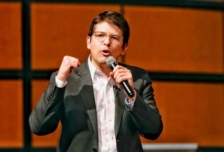 Miguel Uribe Turbay perdonó a 'Popeye' por el asesinato de su madre