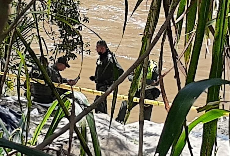 ¿Qué sucede?, ya son tres cadáveres en menos de una semana hallados en el río Medellín