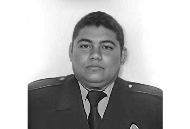 Policía asesinado Urabá