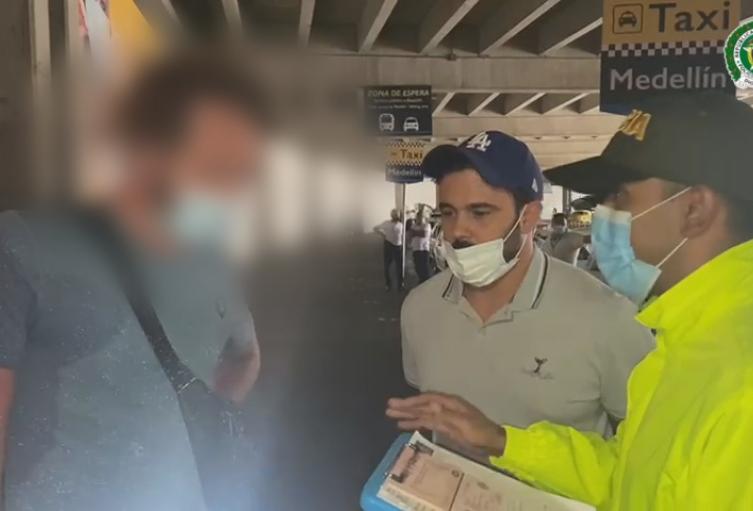 Jefe de la delincuencia rusa cayó en el aeropuerto de Rionegro, Antioquia