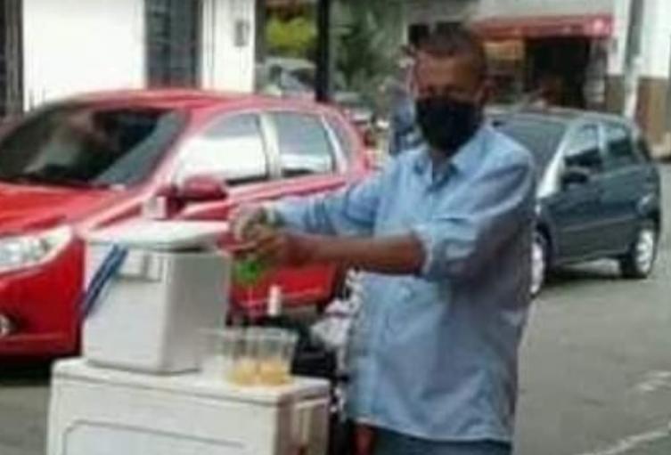 Don Gustavo fue atacado a puñaladas por su compañera sentimental en Caldas, Antioquia