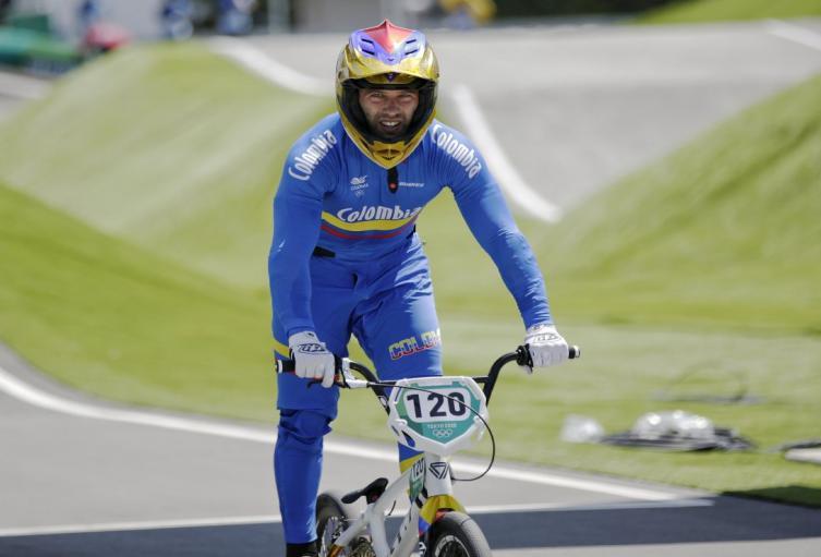 Vincent Pelluard en los Juegos Olímpicos de Tokio