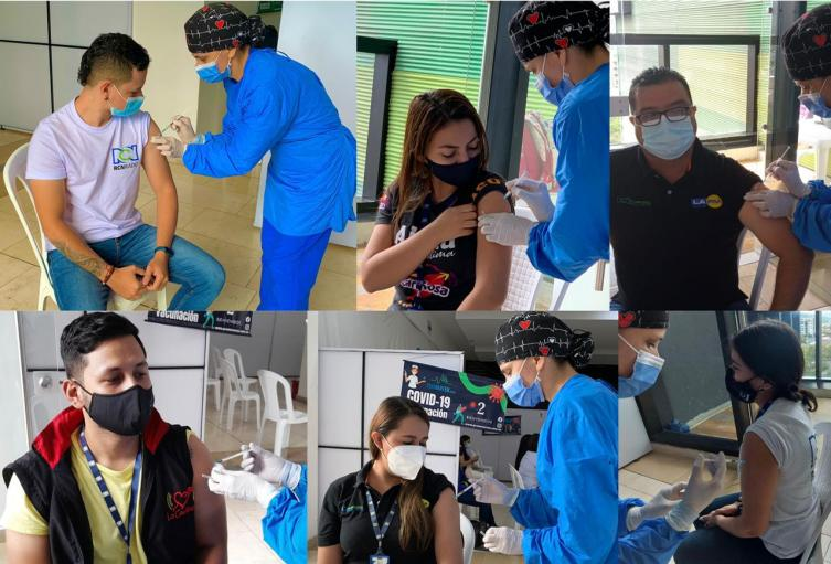 Vacunación RCN Radio