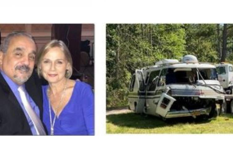 Accidente de Willie Colón y su esposa