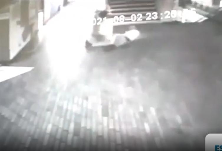 Ataque de fantasma en Armenia