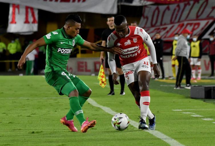 Independiente Santa Fe vs Nacional 2021-II