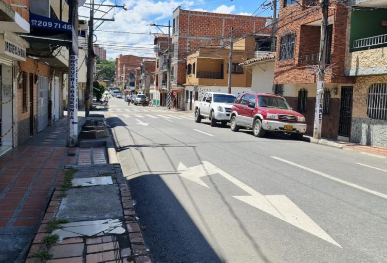 Asesinaron a taxista en el barrio Cóngolo de Bello, Antioquia