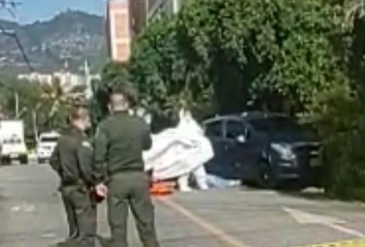 Conductor de plataforma digital fue asesinado en Bello, Antioquia