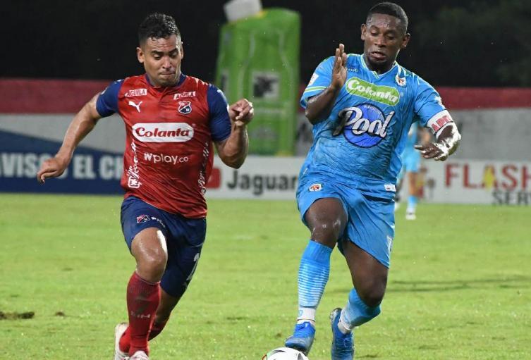 Jaguares Vs. Medellín - Liga BetPlay