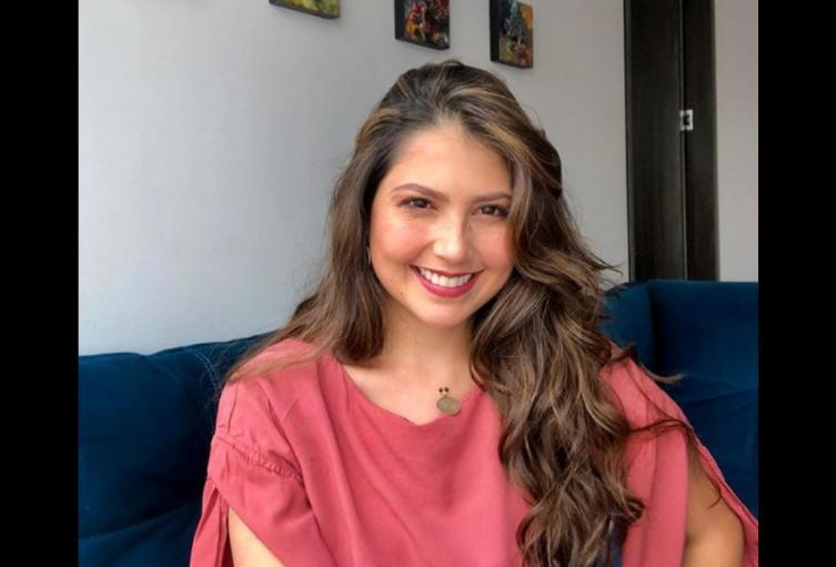 Laura Rodríguez, actriz de 'Amor Sincero'