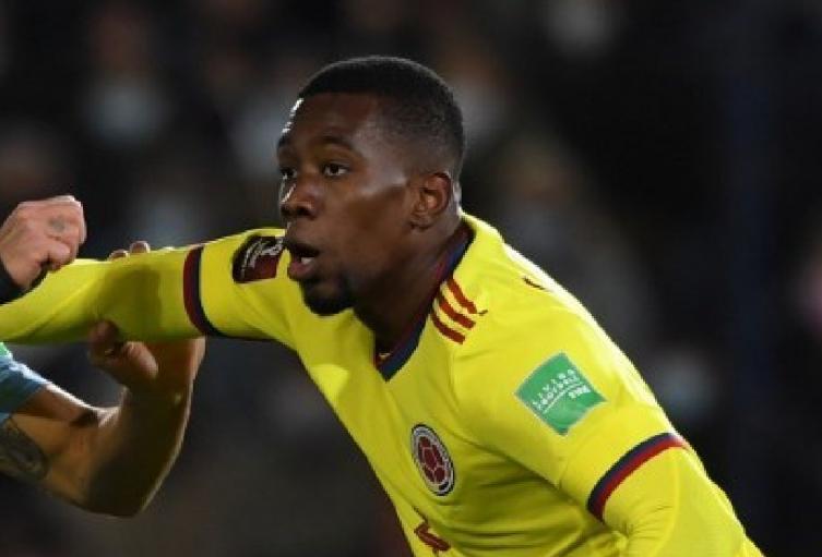 Carlos Cuesta, Selección Colombia