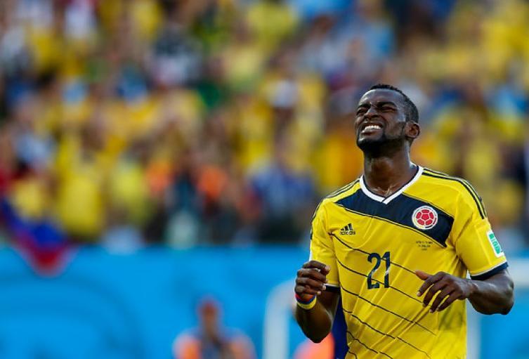 Jackson Martínez, Selección Colombia