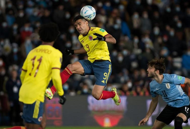Uruguay vs Colombia, primer tiempo