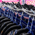Bicicletas programa 'MiBici' Postobón