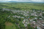 Según el Instituto Geográfico Agustín Codazzi, Igac, Belén de Bajirá es territorio chocoano.