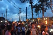Segovia, Antioquia, sufre un brote de violencia en las últimas semanas.