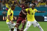 Colombia vs Venezuela en la Fecha FIFA