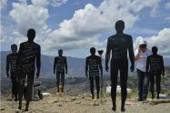 Referencia desaparecidos en Medellín.