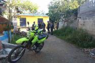 Referencia violencia en Caucasia, Antioquia.
