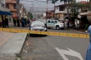 Asesinan  a un joven en el barrio Doce de Octubre