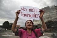 Referencia feminicidios en Colombia.