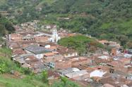 Referencia Salgar, Antioquia.