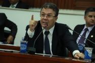John Jairo Cárdenas, Representante a la Cámara ponente de la ley de financiamiento