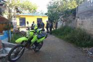Policía busca a responsables del crimen del hombre 56 años en Cocorná