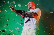 J Balvin es uno de los artistas colombianos más reconocidos en el mundo.