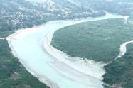 Contraloría inspecciona impacto ambiental en el río Cauca por Hidroituango